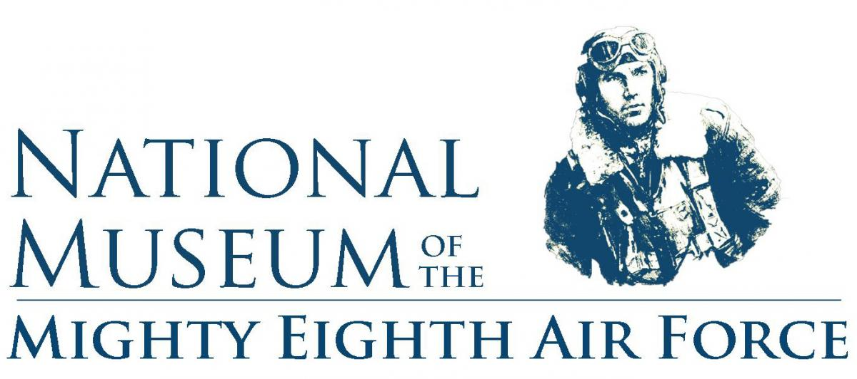 Mighty Eighth Museum logo