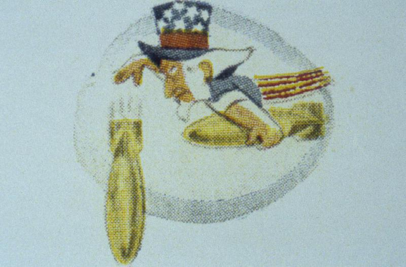 The insignia of the 322nd Bomb Squadron, 91st Bomb Group.