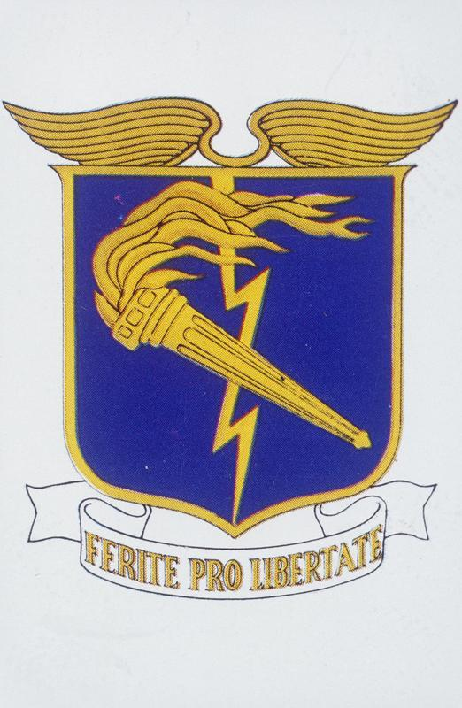 The insignia of the 93rd Bomb Group.