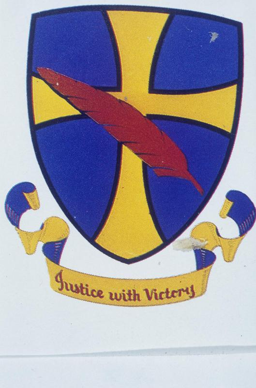 The insignia of the 95th Bomb Group.