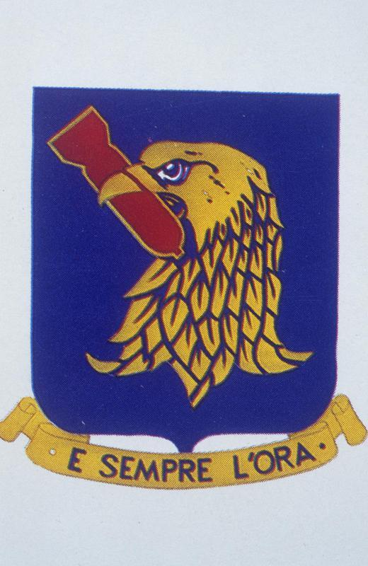 The insignia of the 96th Bomb Group.