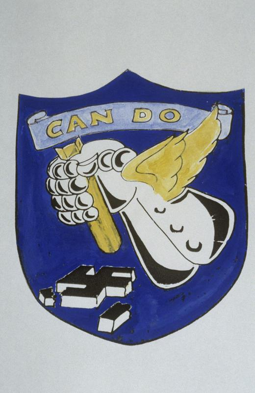 The insignia of the 305th Bomb Group.