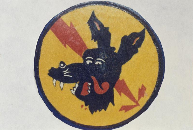 The insignia of the 364th Bomb Squadron, 305th Bomb Group.