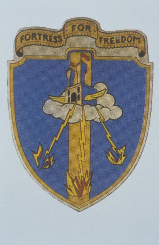 The insignia of the 388th Bomb Group.