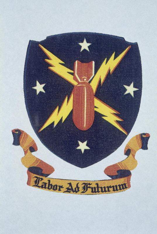 The insignia of the 452nd Bomb Group.