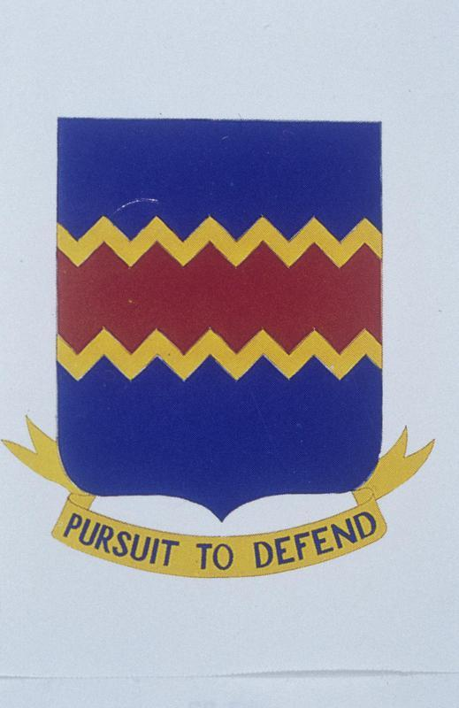 The insignia of the 55th Fighter Group.