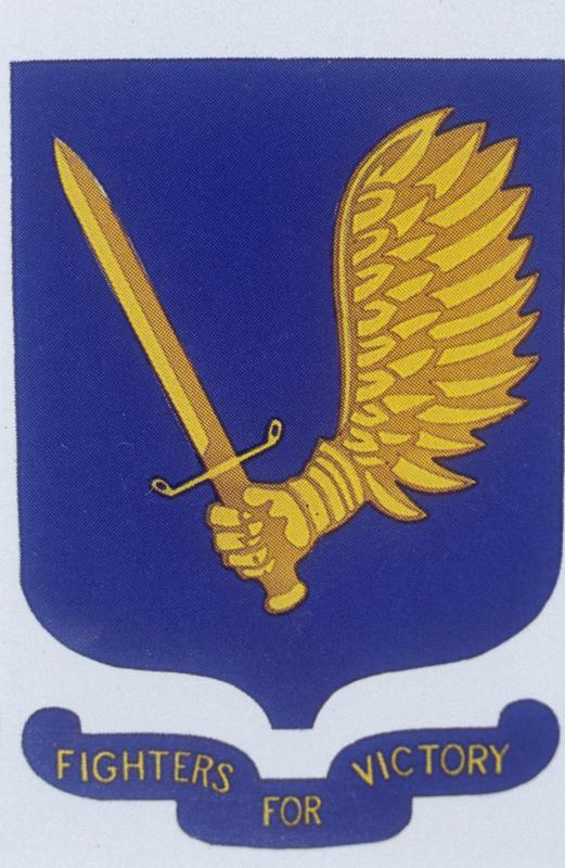 The insignia of the 357th Fighter Group.