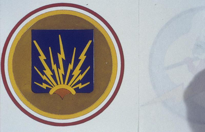 The insignia of the 361st Fighter Group.