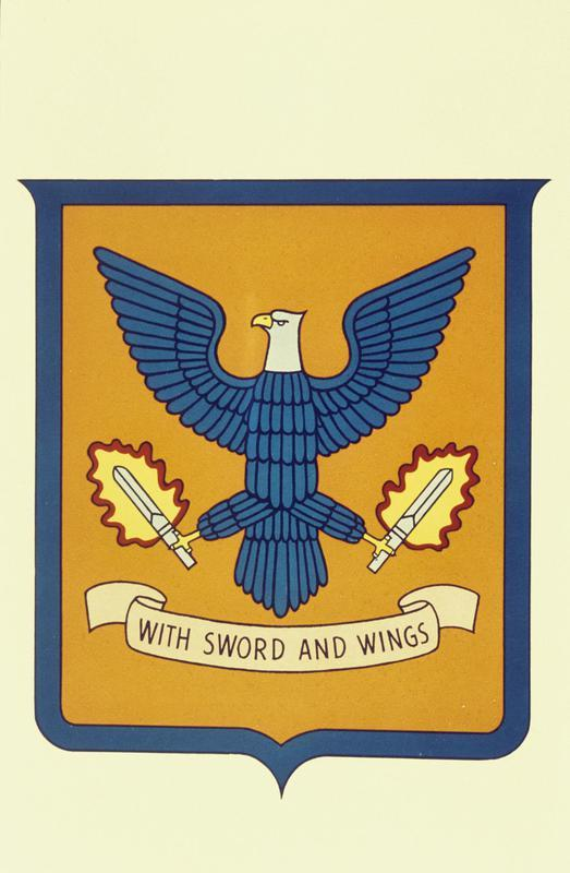 The insignia of the 358th Fighter Group.
