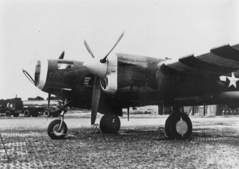 P-38J-10-LO, s/n 42-67450, coded LC-E, nicknamed