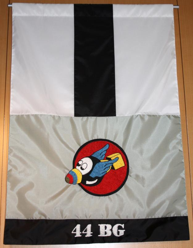 44th Bomb Group flag, One of a collection of flags created for the