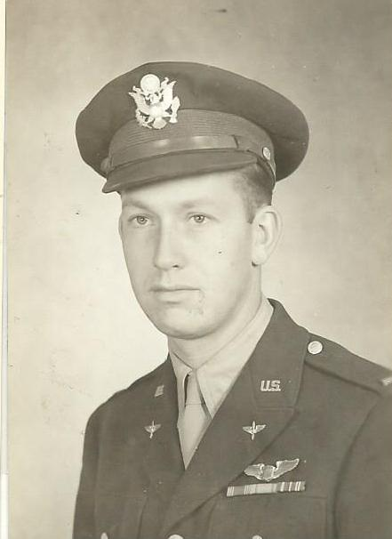 1LT Fred A. McConnell Pilot - Crew #409 466th BG - 784th BS