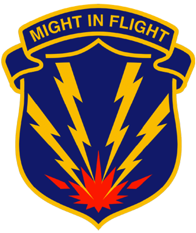 303rd Bomb Group Insignia.