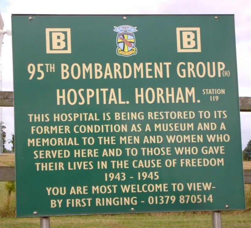 95th Bomb Group Hospital Museum