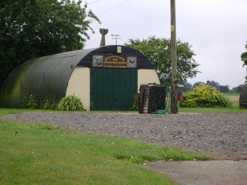Home of the 388th Collection, Hillside Farm, Market Weston.