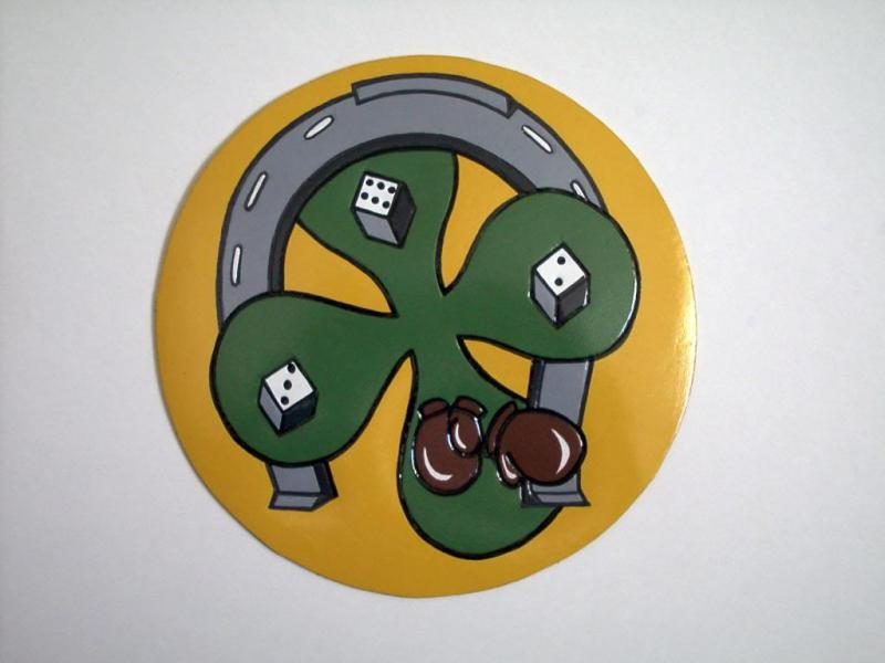 362nd Fighter Squadron  (leather patch)