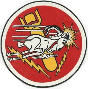 668th Bombardment Squadron  (leather patch) See my Facebook page for info