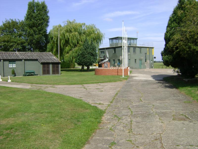 Rougham Control Tower Museum
