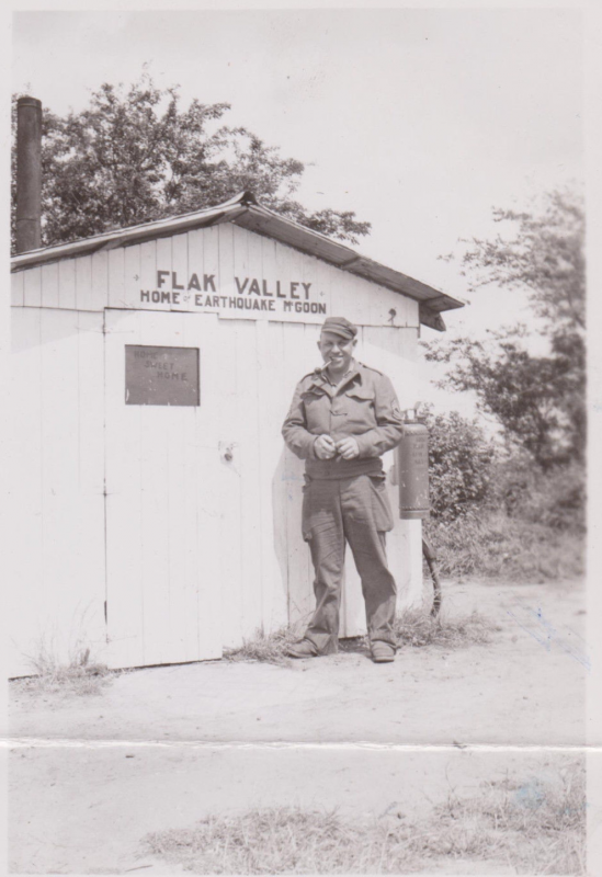 MSGT William V. Love