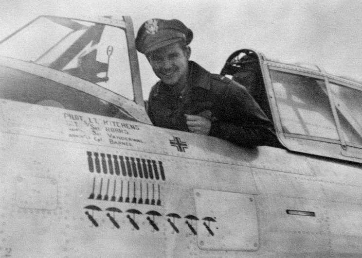 508th FS, Ben Kitchens killed in Normandy