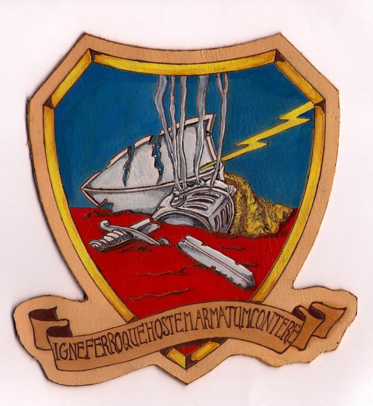 Official insignia of the 404th FG