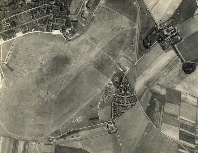 Kassel/Rothwesten Airfield photographed in April 1944 by CAPT John Blyth, 7th PRG