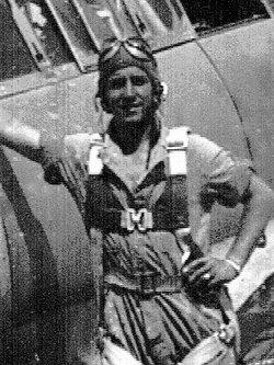 LT Clay Byers Radar Navigator Crew #442 - Homer Y. Harris Crew KIA when his a/c crashed while forming up on 1 September 1944