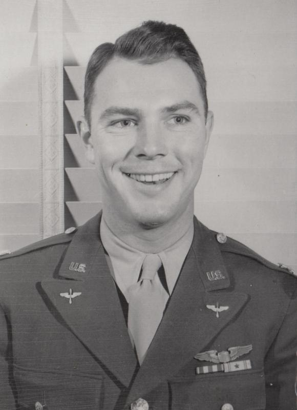361st Fighter Group Commander Col. Thomas J J Christian Jr., United States.  Museum object reference no. BAM_0280
