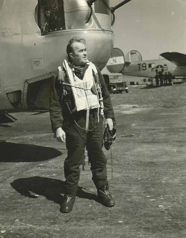 Brigadier General Walter Peck