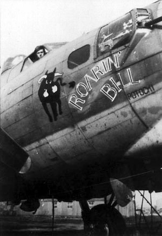 Flying Fortress B-17G 42-31462