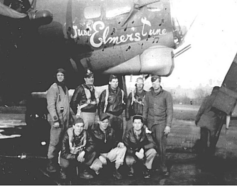 Flying Fortress B-17G 42-31561