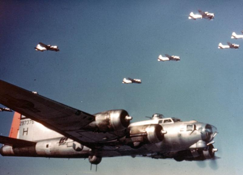 Flying Fortress B-17G 42-97376  OE-H