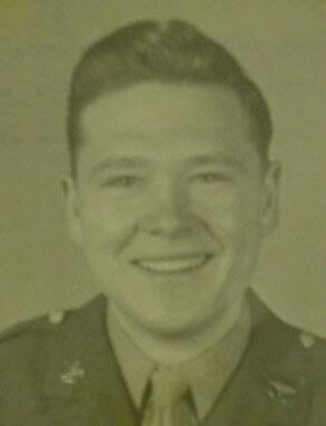 Helmer W Gangestad - Webster City, 447th BG, KIA