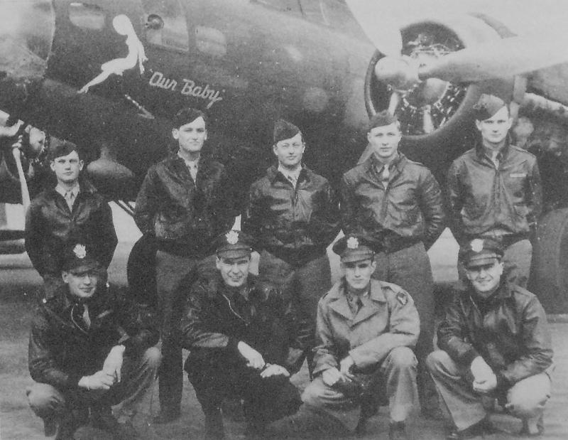 The Harold Tucker Crew pictured in front of