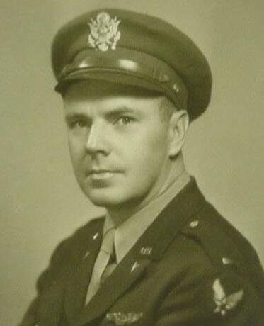 Robert E Whitehand - Iowa City, HQ 3rd Air Division, KIA