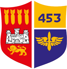 453 Bomb Group Insignia