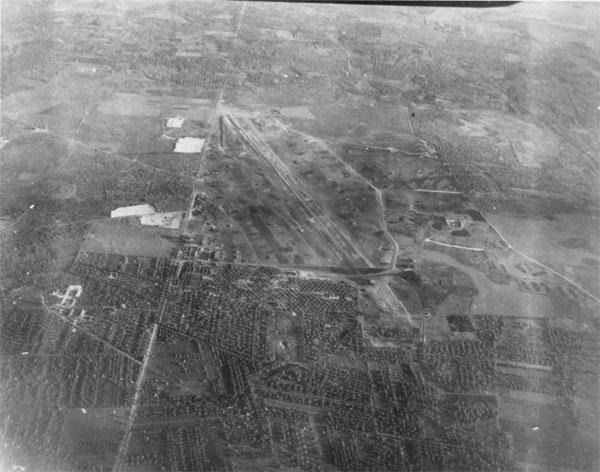 Manduria Airfield, Italy Home of the 450th BG - 15th AF