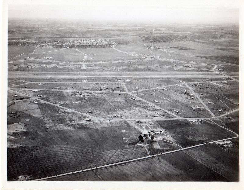 Pantanella Airfield, Italy Home of the 464th and 465th Bomb Groups 15th AF