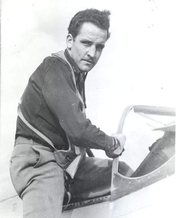 LTC Norman L. McDonald Commanding Officer - 318th Fighter Squadron 325th Fighter Group