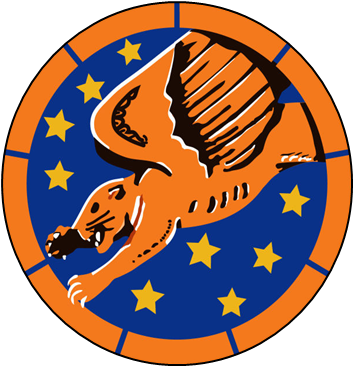 Emblem of the 99th Fighter Squadron The 99th FS was part of the 332nd FG