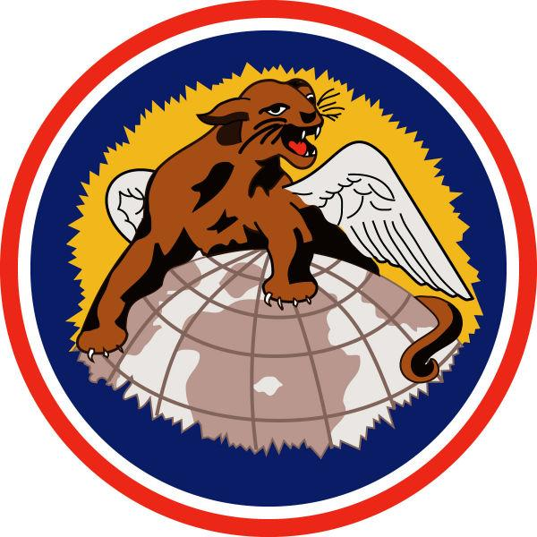 Emblem of the 100th Fighter Squadron