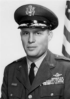 BGEN Dorr E. Newton, Jr. General Newton commanded the 27th FBG 8/1943-4/1944 with the rank of Lt. Colonel.