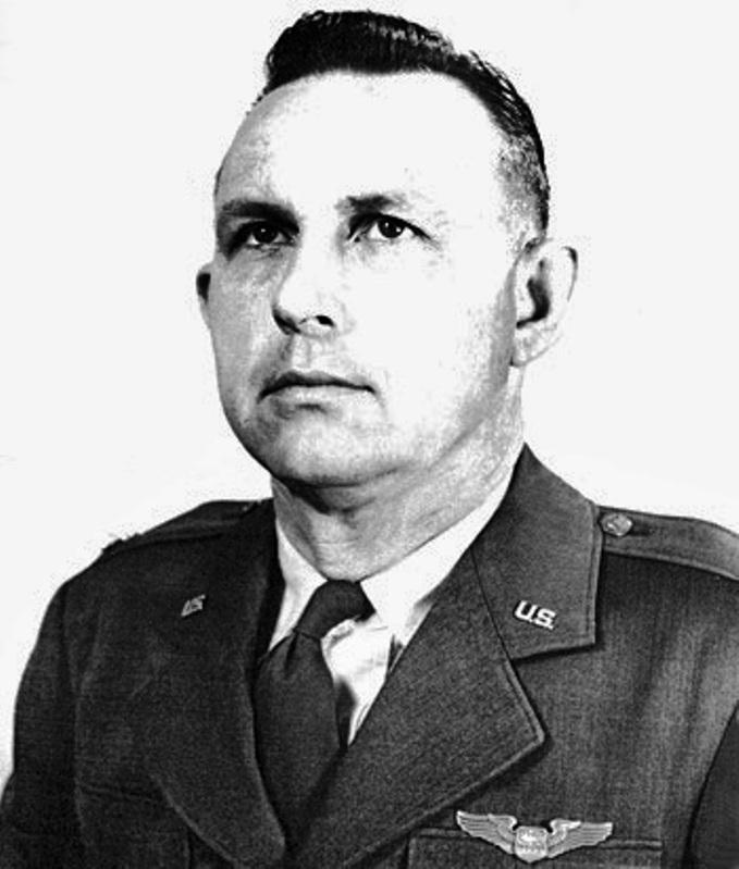T/Sgt Eugene Adkins, later to rise in the USAF to Major, replaced T/Sgt Levy Dillion, to become the second top turret gunner/flight engineer on B-17 41-24485 Memphis Belle' until he got frost bitten on his sixth trip with the 'Belle', whereupon he was replaced by T/Sgt Harold P Loch.