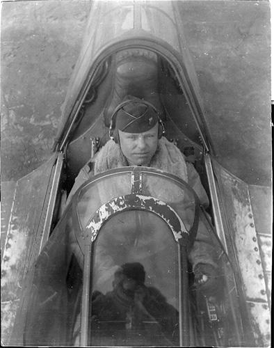 LT Col.  Gilbert T. Mullins Fighter Pilot 57th Fighter Group - 64th Fighter Squadron - 12th AF Later served with the 86th FG - 12th AF