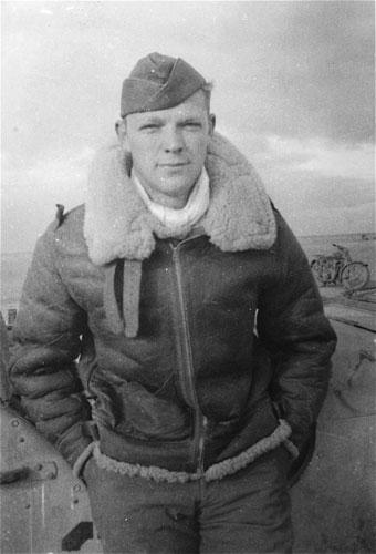1LT Roy E. Whittaker 57th Fighter Group - 65th Fighter Squadron - 12th AF Whittaker was the top scoring ace of the 57th FG with 7 victories