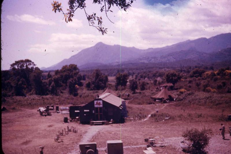 65th Fighter Squadron Operations building