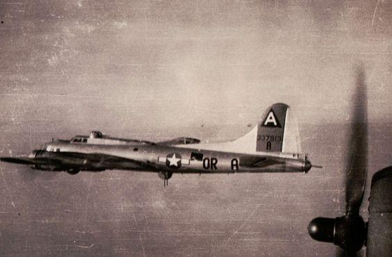 B-17 Flying Fortress OR-A