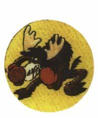 450th Bomb Squadron Insignia from 322nd Bombardment Group history