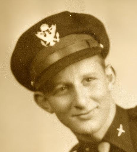 Charles S Gordon, bombardier and navigator with the 44th Bomb Group.