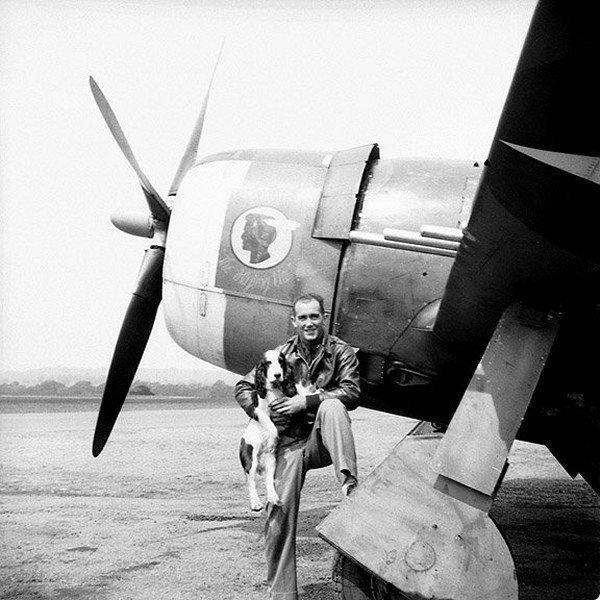 495th FTG 552nd FTS P-47C 41-6203 DQ-H_